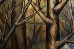 Meditation Series Harmony in Grey by Yuroz
