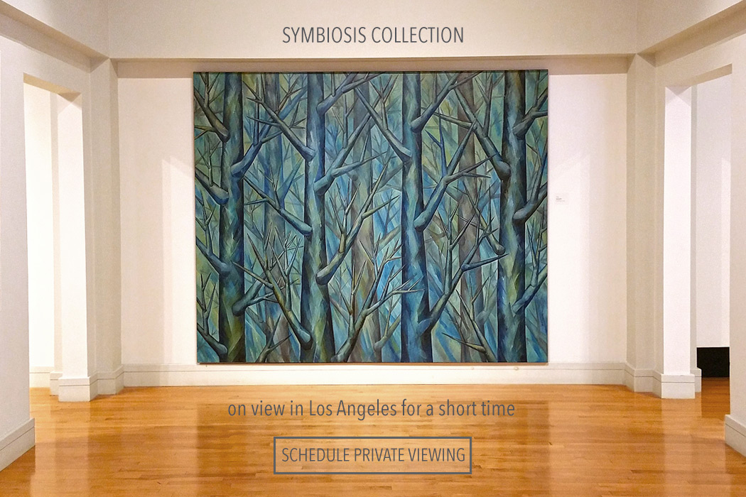 Symbiosis Collection by Yuroz in LA