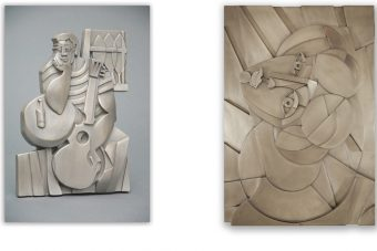 Wall Sculpture Collection by Yuroz