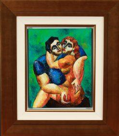 6519 - Lover's Embrace Study by Yuroz